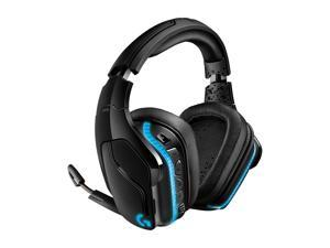 Logitech G935 WIRELESS 3.5mm Connector Circumaural 7.1 Surround Sound LIGHTSYNC Gaming Headset