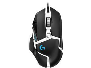 Logitech G502 SE HERO 910-005728 11 Buttons Tilt Wheel Wired Optical Gaming Mouse
