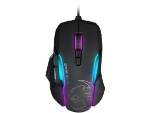 ROCCAT Kone AIMO ROC-11-815-BK Black Tilt Wheel USB 2.0 Wired Optical Gaming Mouse