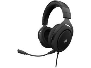 Corsair HS60 Surround Stereo Gaming Headset with 7.1 Surround Sound - Carbon
