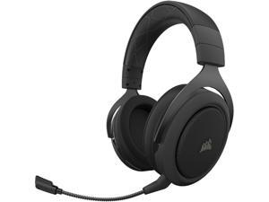 Corsair HS70 PRO WIRELESS USB Connector Circumaural Gaming Headset, Carbon