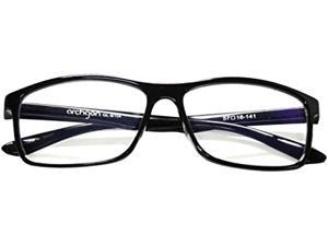 HornetTek GL-B104-K Blue-Light Blocking Glasses Black Frame. Comes with carrying pouch and cleaning cloth