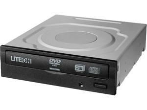 LITE-ON DVD Burner Black SATA Model iHAS124-14