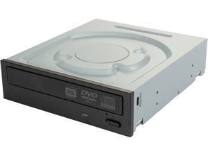 Optiarc CD/DVD Burner Black SATA Model AD-5290S