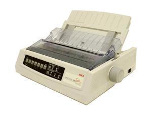 OKIDATA MICROLINE 320 Turbo DEC ANSI(62412901) 240 x 216 dpi 9 pins Dot Matrix Printer