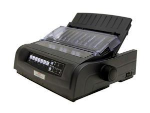 OKIDATA MICROLINE 420 Black (91909701) - Parallel, USB 9 pin 120V Up to 570cps 240 x 216 Dot Matrix Printer