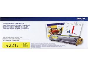 Brother TN221Y Toner Cartridge - Yellow
