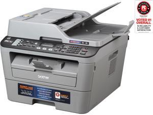Brother MFC-L2700DW Duplex Up to 2400 x 600 DPI Wireless / USB Monochrome Laser MFC Printer