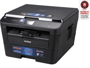 Brother HL-L2380DW Duplex 2400 x 600 DPI USB / Wireless / Ethernet Mono Laser Printer