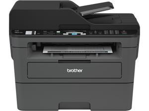 Brother MFC-L2710DW Wireless/Duplex 2400 x 600 DPI Monochrome Compact Laser All-in-One Printer