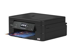 Brother MFC-J895DW Multi-function Wireless Duplex Color All-in-One Inkjet Printer - NFC One Touch to Connect Mobile Printing