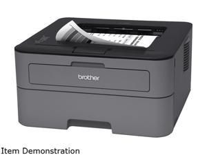 Brother Hl Series Hll2300d Workgroup Up To 27 Ppm Monochrome Laser Printer