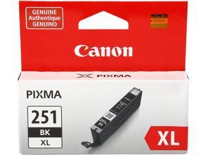 Canon CLI-251 XL High Yield Ink Cartridge - Black