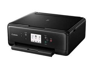 Canon PIXMA TS6020 (1368C002AA) Duplex 4800 x 1200 dpi USB / Wireless Color Inkjet All-In-One Printer