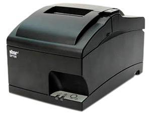 Star Micronics 37999160 SP700 Series Impact Dot Matrix Receipt Printer - Gray - SP712ML GRY US R