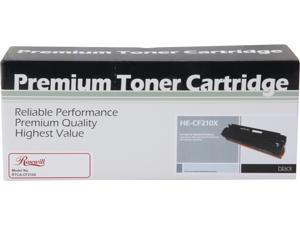Rosewill RTCA-CF210X High Yield Universal Replacement Toner Cartridge for HP 131X CF210X 131A CF210A, and Canon 131 (6272B001)&#59; Black