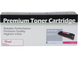 Rosewill RTCA-CF213A High Yield Universal Replacement Toner Cartridge for HP 131A CF213A, and Canon 131 (6272B001)&#59; Magenta