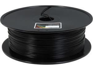 Rosewill 3D-PLA-1.75BK - Black 1.75mm PLA Plastic Filament
