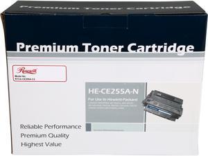 Rosewill RTCA-CE255A-C2 Compatible Toner Cartridge Replaces HP 55A CE255A&#59; Black
