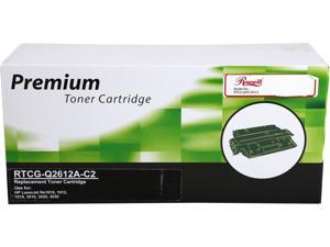 Rosewill RTCG-Q2612A-C2 Black Compatible Toner Replaces HP Q2612A