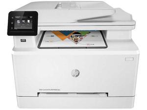 HP Factory Recertified  Color Laserjet Pro M281CDW(SNO-T6B83AR#BGJ) 600 DPI X 600 DPI Wireless USB Color Laser Printer