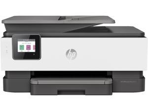 HP OfficeJet Pro 8025 Wireless All-In-One Color Inkjet Printer