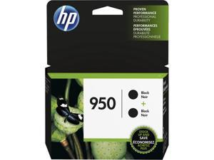 HP 950 Ink Cartridge - Dual Pack - Black
