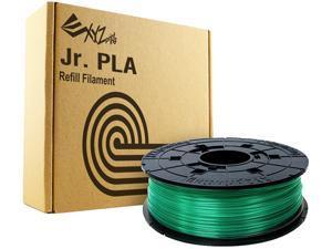 XYZprinting PLA Refill Filament - CLEAR GREEN (NFC Style for da Vinci nano, da Vinci mini, da Vinci Jr, da Vinci Super Series)