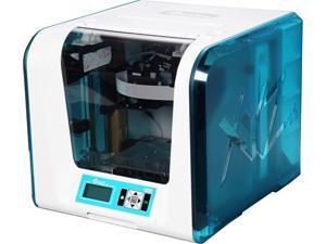 "XYZprinting da Vinci Jr. 1.0 Wireless 3D Printer ~ 6"" x 6"" x 6"" Built Volume (Fully Enclosed Design - PLA/ Tough PLA/ PETG - Includes: 300g PLA Filament, XYZmaker CAD Software, STEAM eGift Card)"