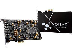 ASUS Xonar AE 7.1 Channels PCI Express x1 Interface Sound Card