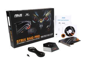 ASUS STRIX RAID PRO 8 Channels PCI Express Interface Sound Card