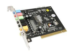 SIIG IC-710012-S2 7.1 Channels PCI Interface SoundWave