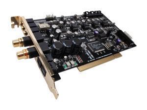 HT | OMEGA Claro Halo PCI Interface Sound Card w/ a built-in HI-FI Headphone Amplifier