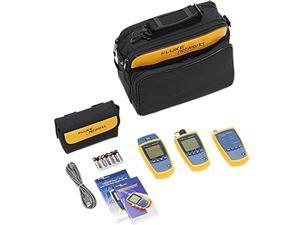 Fluke Networks MS2-FTK MicroScanner2 Network Cable Tester and Fiber Tester