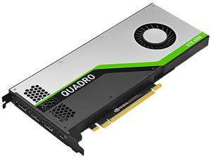 PNY Quadro RTX 4000 VCQRTX4000-PB 8GB GDDR6 PCI Express 3.0 x16 Video Cards - Workstation