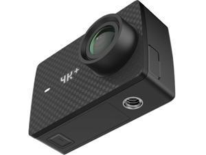 "Yi Technology YI-91106 Black 2.2"" touch screen, 640 x 360 screen resolution at 330PPI, 250 cd/m2 brightness, 16:9. 4K+ Action Camera"