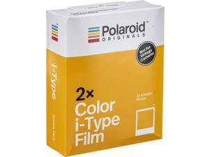 Polaroid PRD4836 Originals - Color i-Type Film (Double Pack)