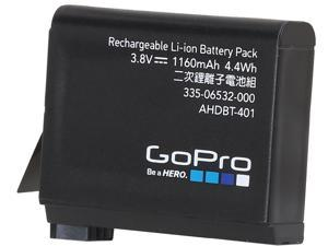 GoPro AHDBT-401 Black Rechargeable Battery for HERO4