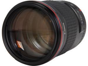 Canon 2520A004 EF 135mm f/2L USM Telephoto Lens Black