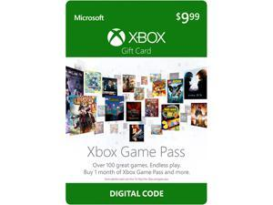 Xbox Game Pass 1 Month Gift Card - $9.99 [Digital Code]