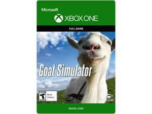 Goat Simulator Xbox One [Digital Code]