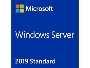 Windows Server Standard 2019 - Base License (16-Core)