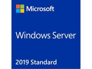 Microsoft Windows Server Standard 2019 - Base License (24-Core)