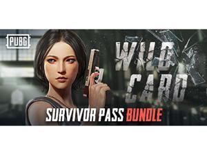 PUBG: Survivor Pass 3 Bundle [Online Game Code]