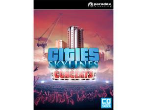 Cities: Skylines - Concerts [Online Game Code]