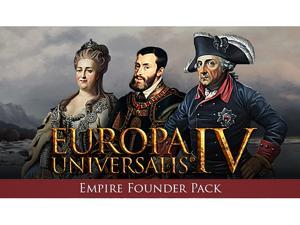 Europa Universalis IV: Empire Founder Pack [Online Game Code]