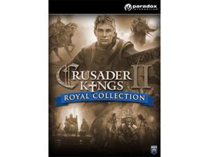 Crusader Kings II: Royal Collection [Online Game Code]