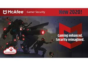 McAfee Gamer Security 1PC 1 Year - Download