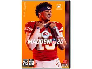 Madden NFL 20 - PC (Product Key Card)