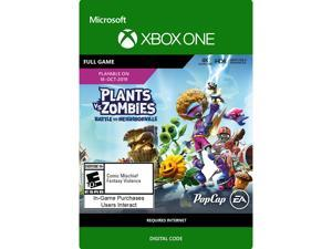 Plants vs. Zombies: Battle for Neighborville: Standard Edition Xbox One [Digital Code]